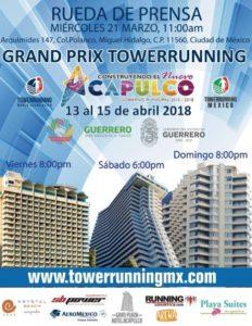 carrera vertical circuito 2018