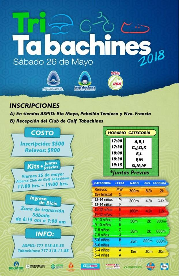 TABACHINES TRIATLON 2018-2